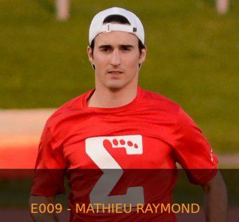 Mathieu Raymond - Le petit extra fera de toi un meilleur athlète - E009